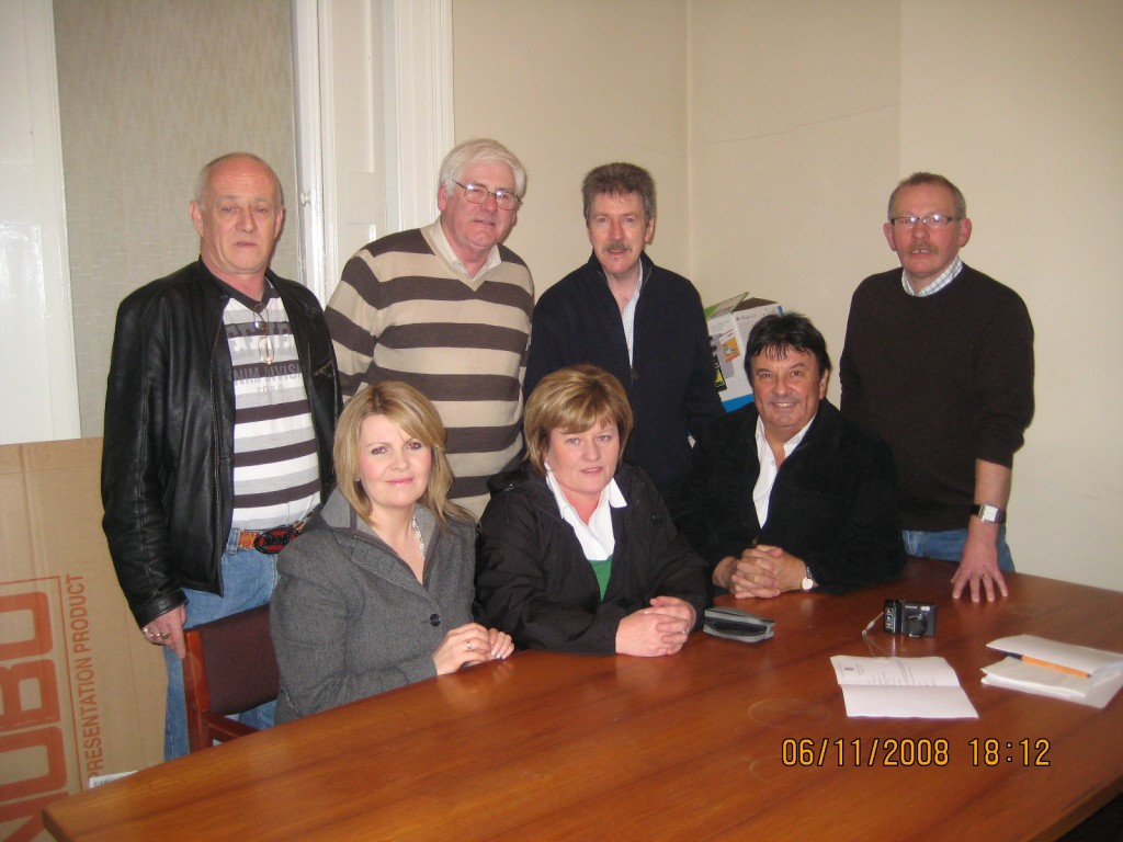 The Omagh Support and Self-Help Group - Stephen Travers and Des McAlea