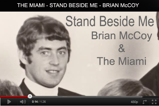 Brian Sings Stand Beside Me