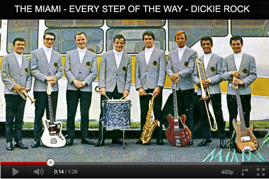 Every Step Of The Way - Dickie Rock and The Miami Showband