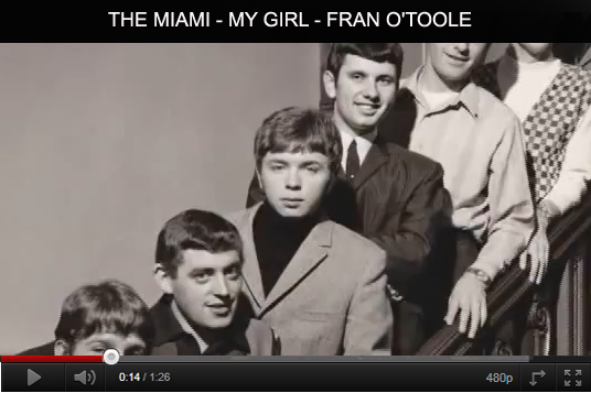 Fran O'Toole sings My Girl