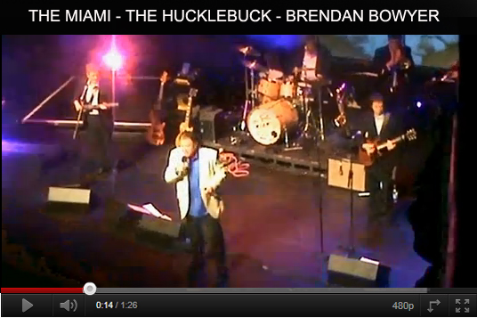 The Miami - The Hucklebuck - Brendan Bowyer